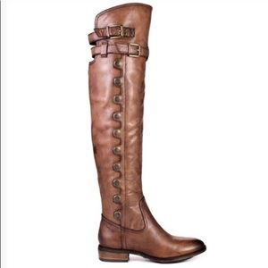 NWT Sam Edelman Pierce boots, whiskey, sz 8.5